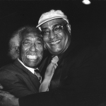 Gerald Wilson and Jimmy Owens, Newark, NJ 2004 © 2019 Stephanie Myers